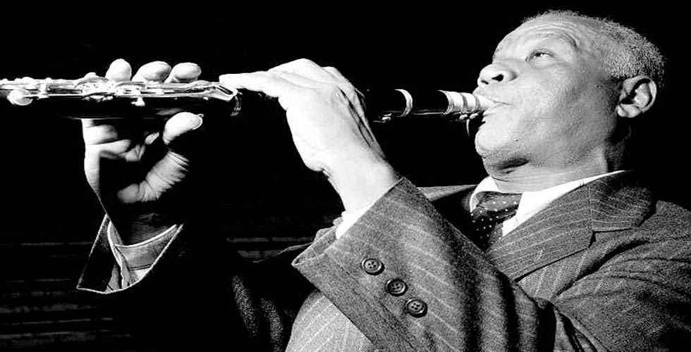 Jazz In Motion : Pemain Clarinet Sidney Bechet