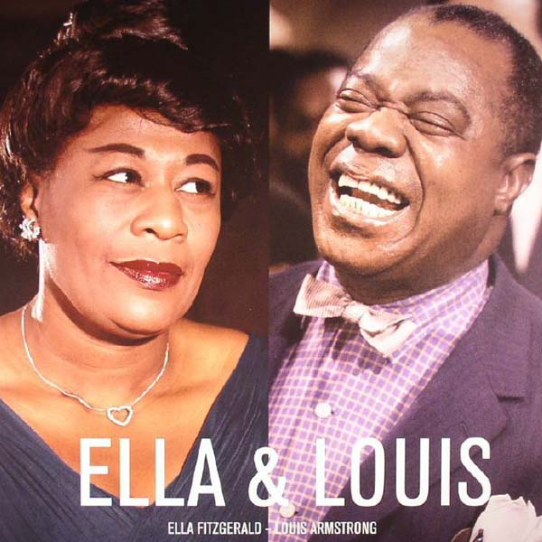 Louis & Ella, salah satu pembawaan terbaik the Nearness of You