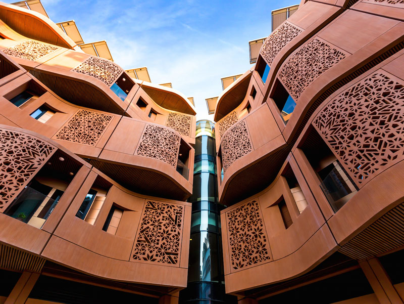 The Masdar Institute of Science and Technology Abu Dhabi