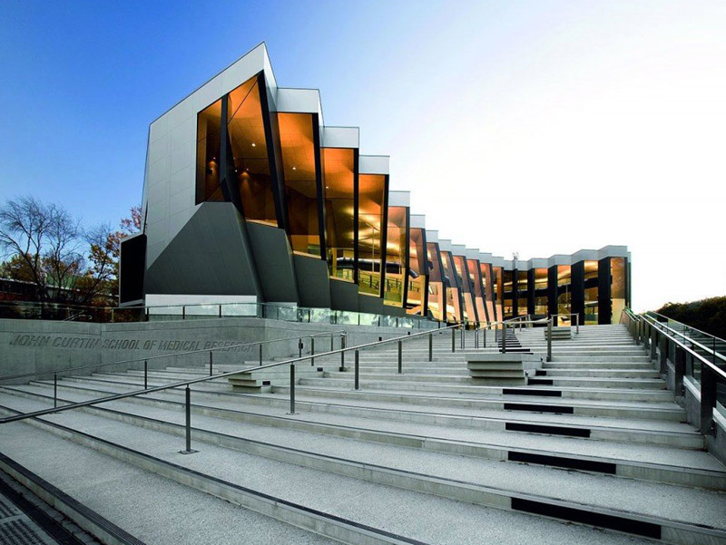 John Curtin School of Medical Research Canberra