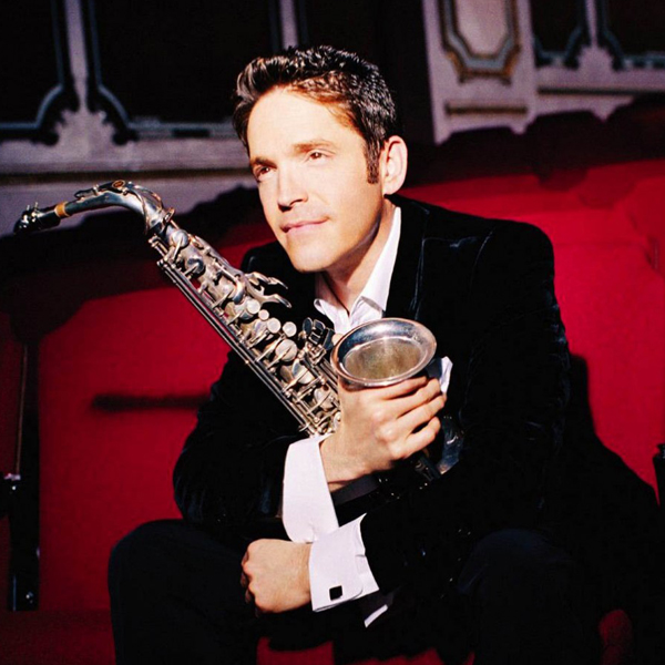 """At The Movies"" Album Bertabur Bintang dari Dave Koz"
